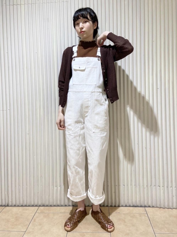 Dot and Stripes CHILD WOMAN ルミネ池袋 身長:163cm 2020.06.05