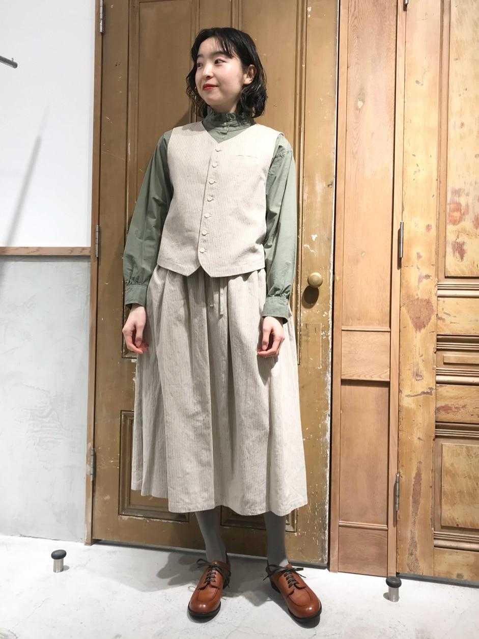 Malle chambre de charme ルミネ新宿 身長:164cm 2021.01.13