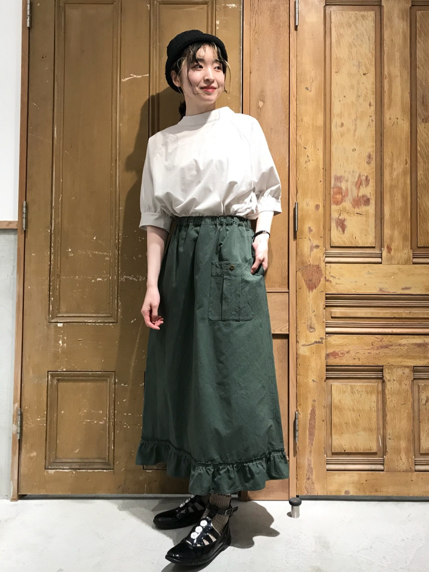 Malle chambre de charme ルミネ新宿 身長:164cm 2021.06.03
