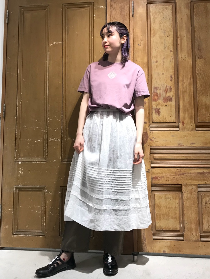 Malle chambre de charme ルミネ新宿 身長:164cm 2021.04.22