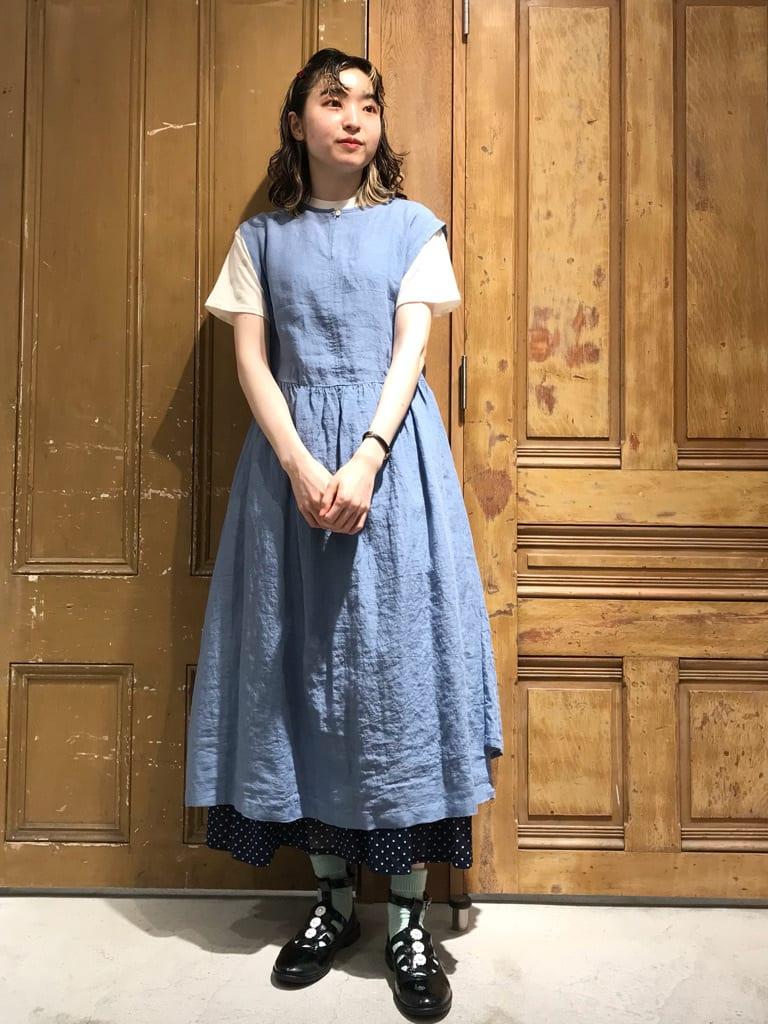 Malle chambre de charme ルミネ新宿 身長:164cm 2021.07.15