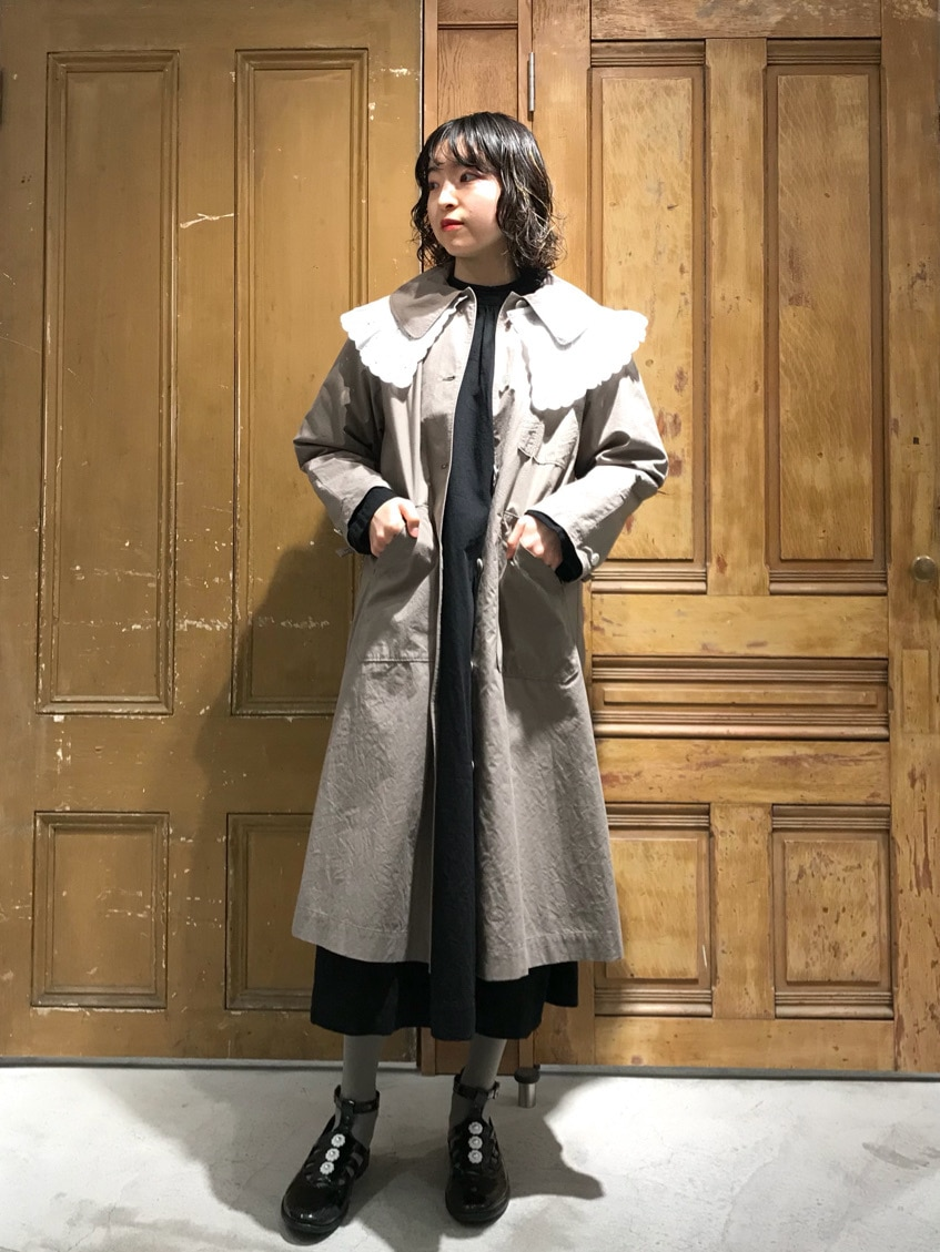 Malle chambre de charme ルミネ新宿 身長:164cm 2021.01.27
