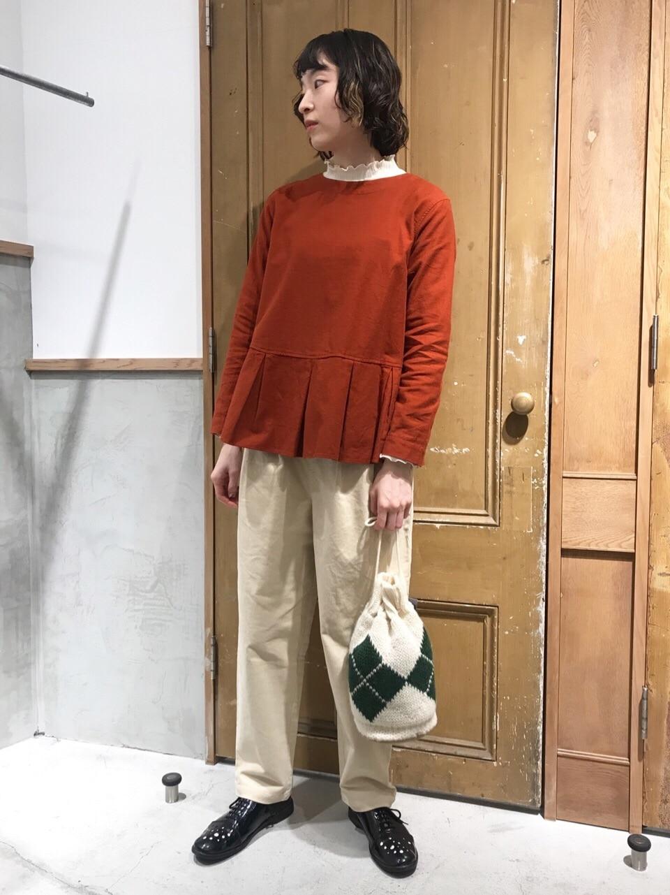 Malle chambre de charme ルミネ新宿 身長:164cm 2020.12.01