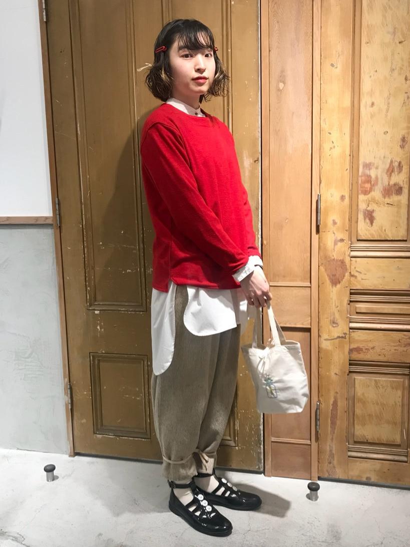 Malle chambre de charme ルミネ新宿 身長:164cm 2021.01.08