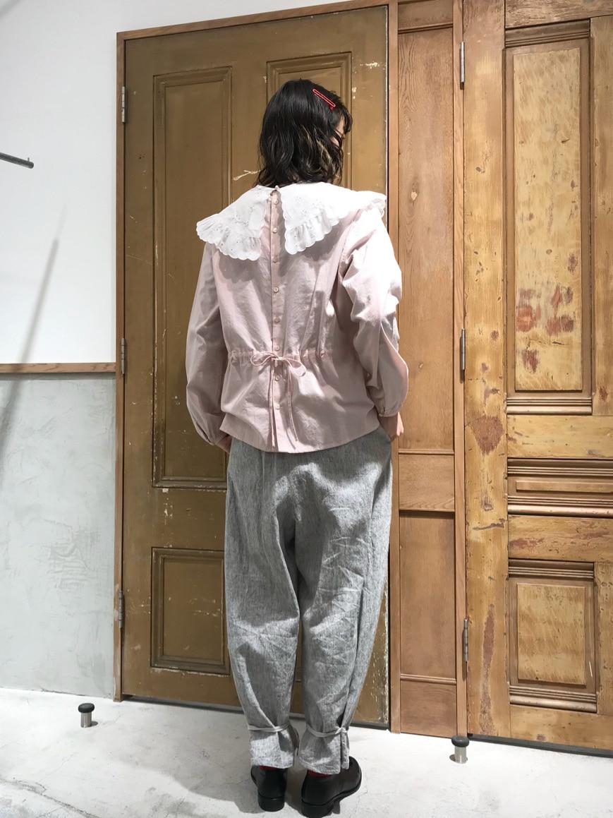 Malle chambre de charme ルミネ新宿 身長:164cm 2021.03.17