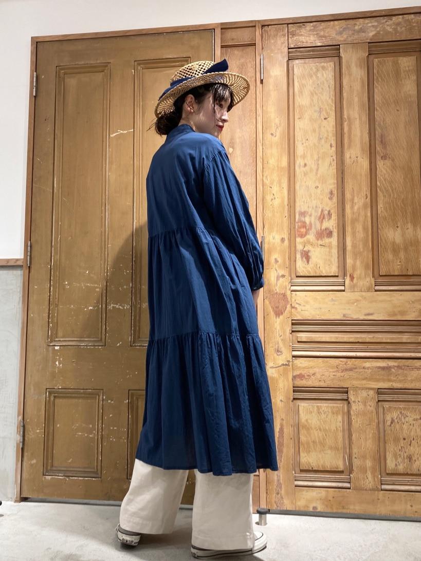 Malle chambre de charme ルミネ新宿 身長:164cm 2021.04.16