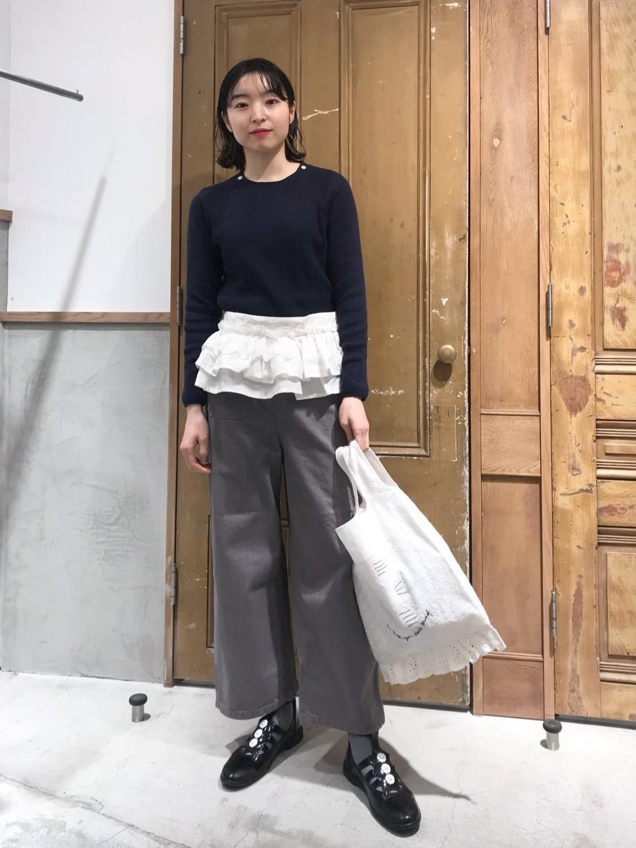 Malle chambre de charme ルミネ新宿 身長:164cm 2021.02.05