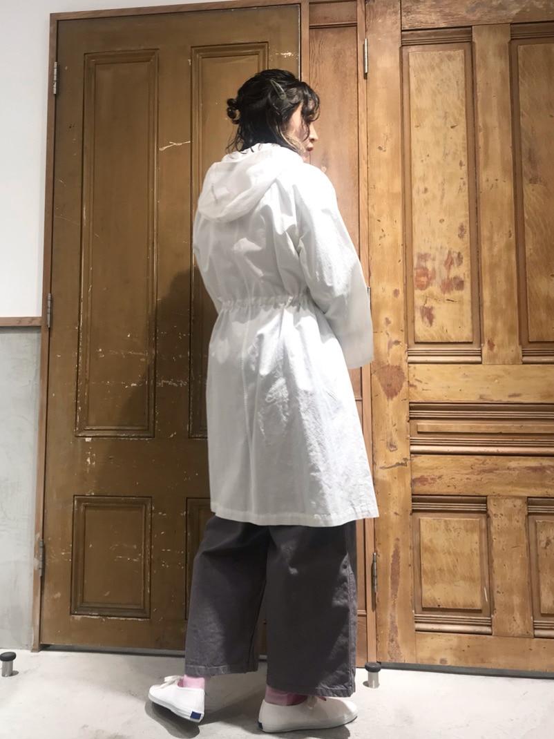 Malle chambre de charme ルミネ新宿 身長:164cm 2021.03.05