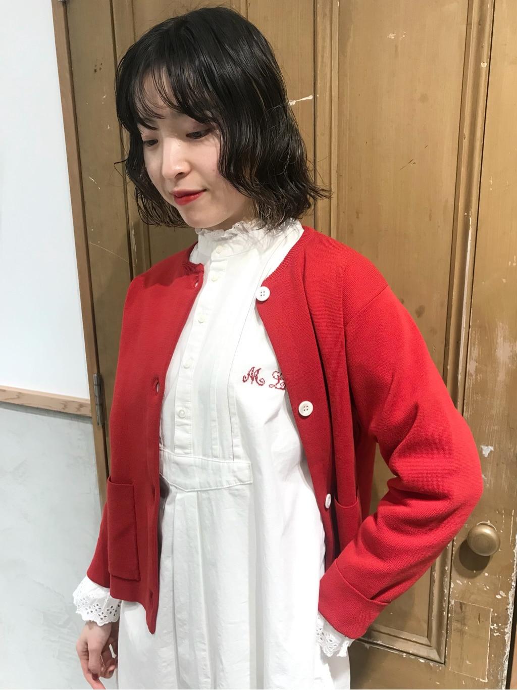 Malle chambre de charme ルミネ新宿 身長:164cm 2021.01.21