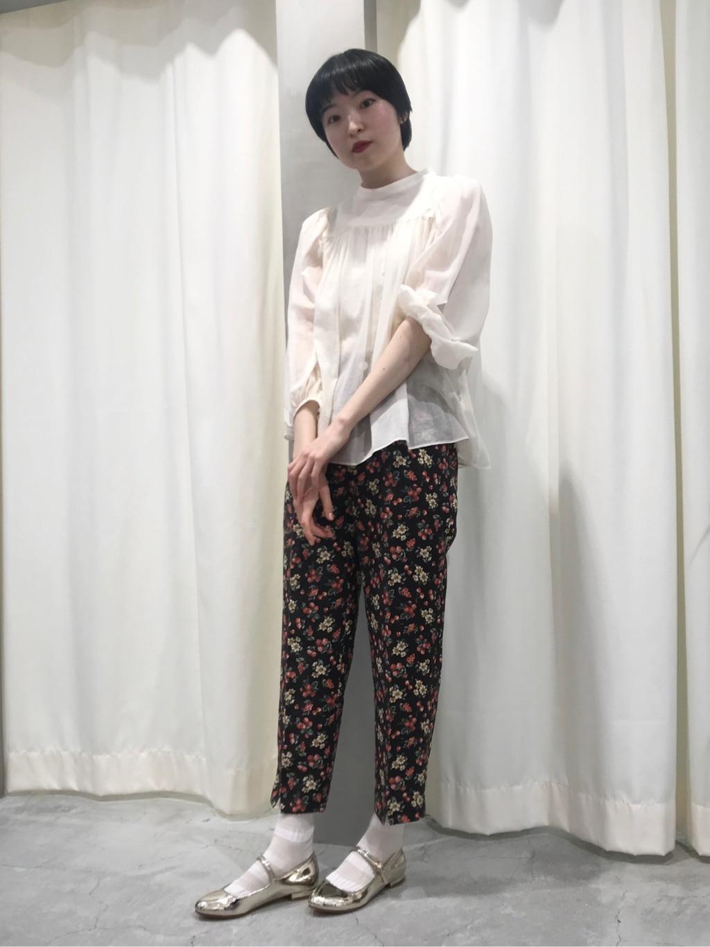 Dot and Stripes CHILD WOMAN ルミネ池袋 身長:163cm 2020.04.12