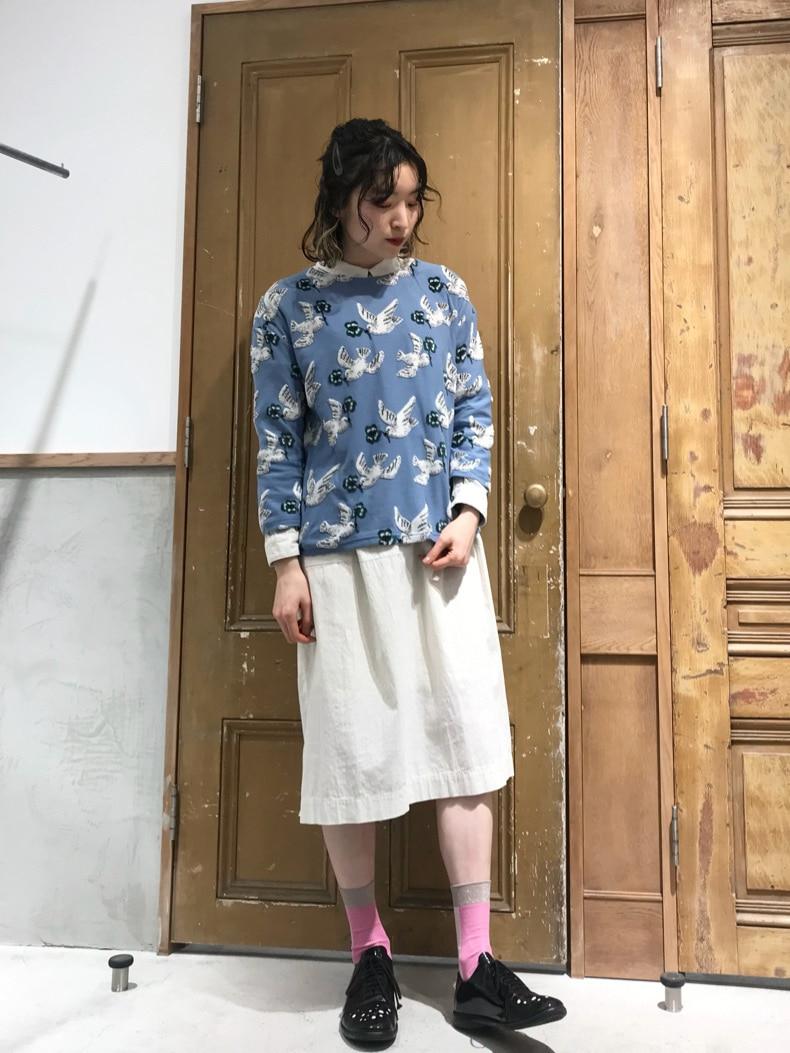 Malle chambre de charme ルミネ新宿 身長:164cm 2021.03.04