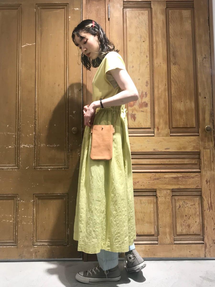 Malle chambre de charme ルミネ新宿 身長:164cm 2021.06.15