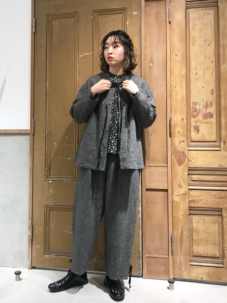 Malle chambre de charme ルミネ新宿 身長:164cm 2021.02.24
