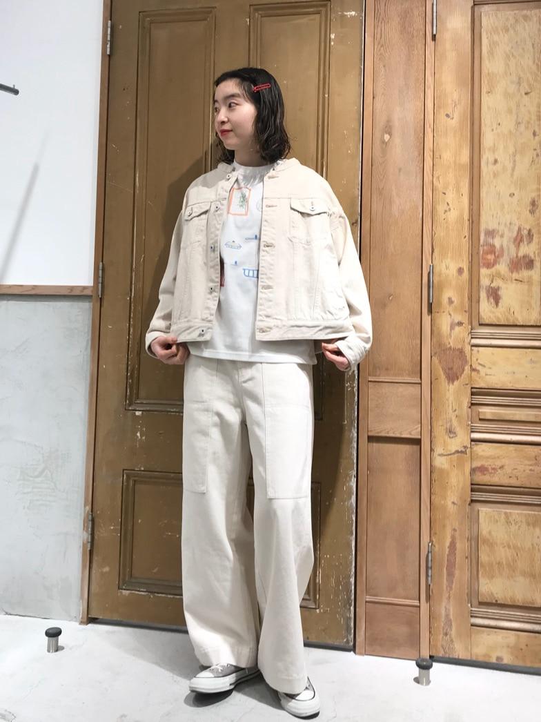 Malle chambre de charme ルミネ新宿 身長:164cm 2021.02.12