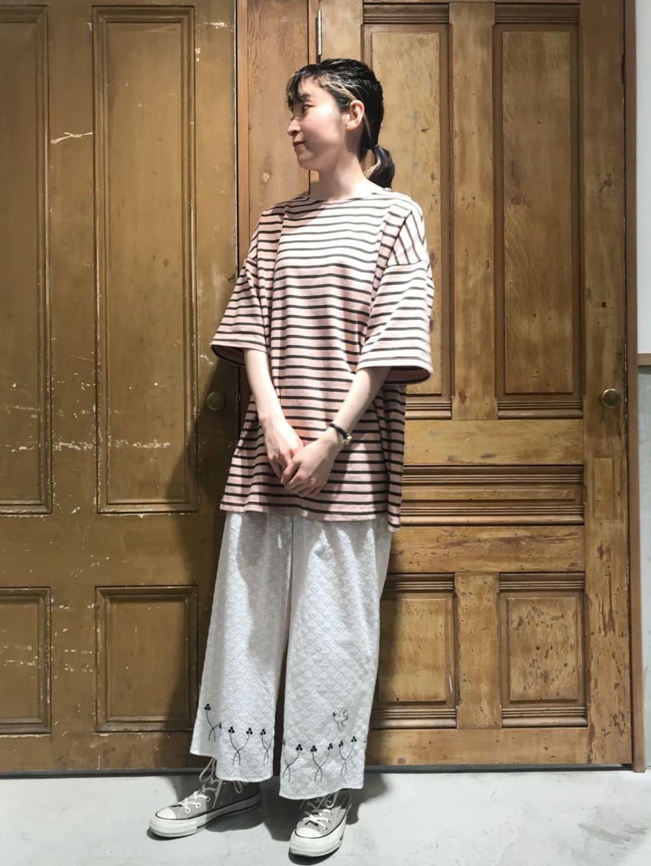 Malle chambre de charme ルミネ新宿 身長:164cm 2021.07.07