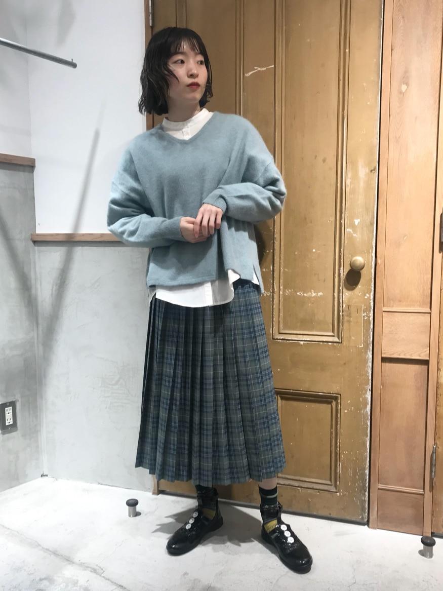 Malle chambre de charme ルミネ新宿 身長:164cm 2020.12.28