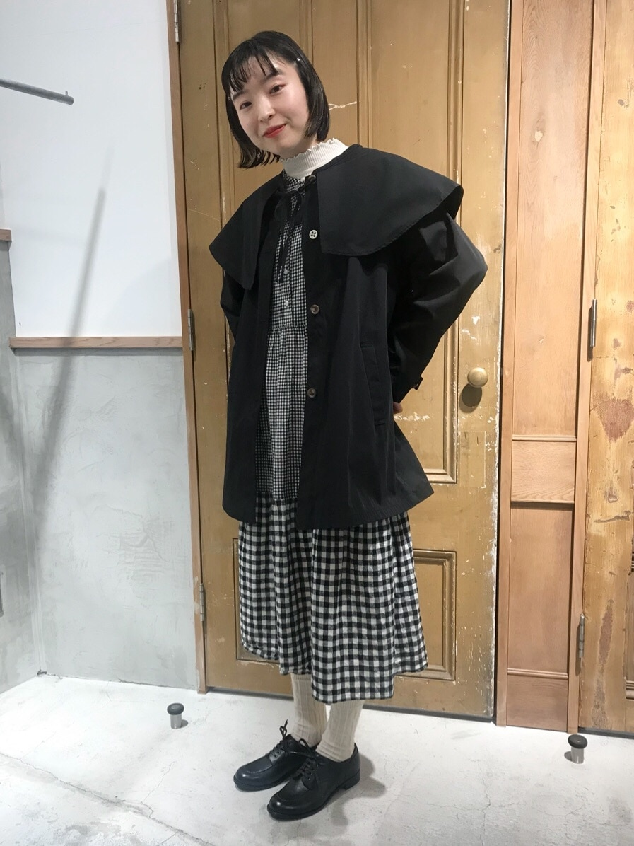 Malle chambre de charme ルミネ新宿 身長:164cm 2020.11.16