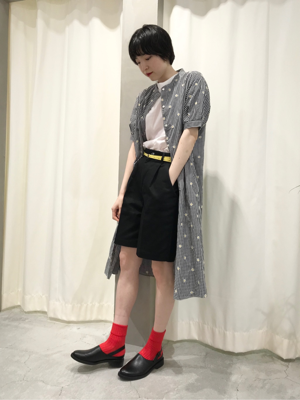 Dot and Stripes CHILD WOMAN ルミネ池袋 身長:163cm 2020.06.26
