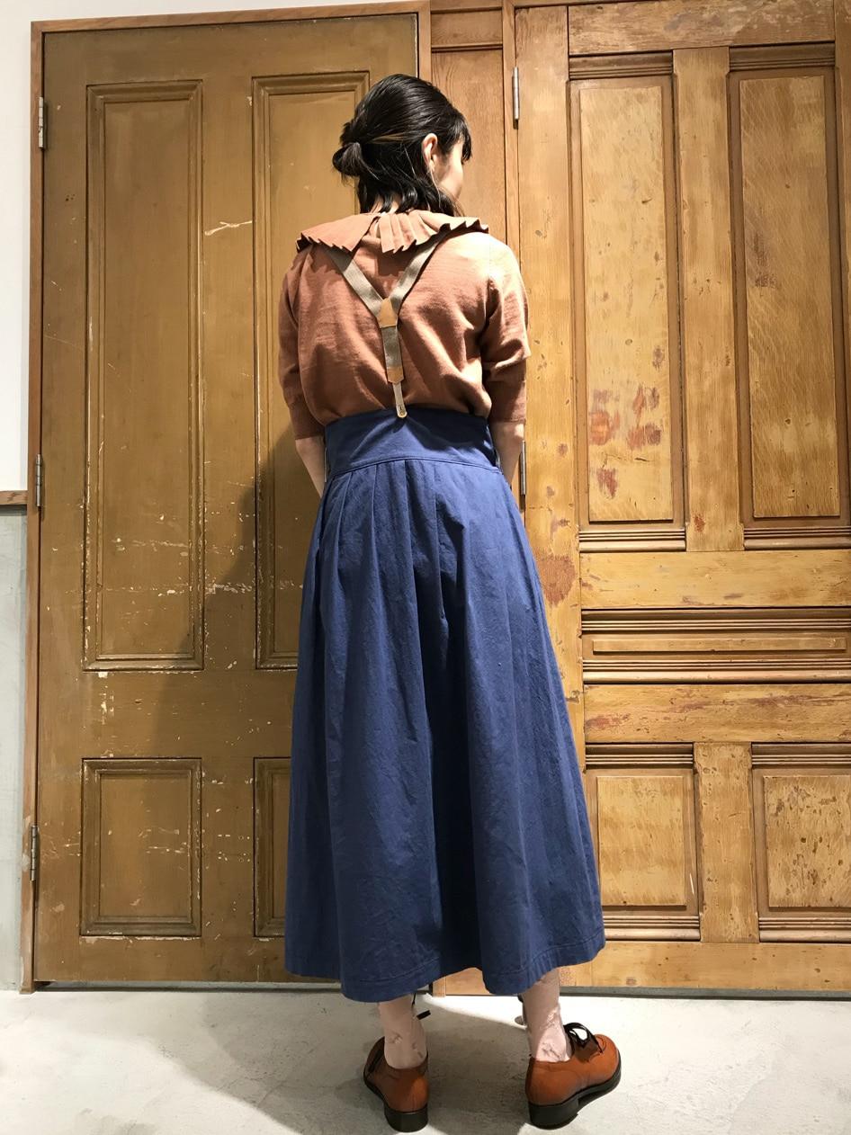 Malle chambre de charme ルミネ新宿 身長:164cm 2021.04.19