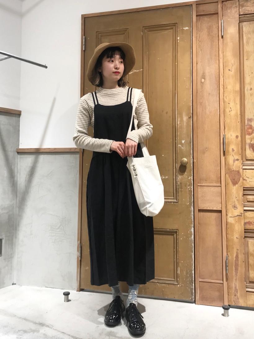 Malle chambre de charme ルミネ新宿 身長:164cm 2021.03.15