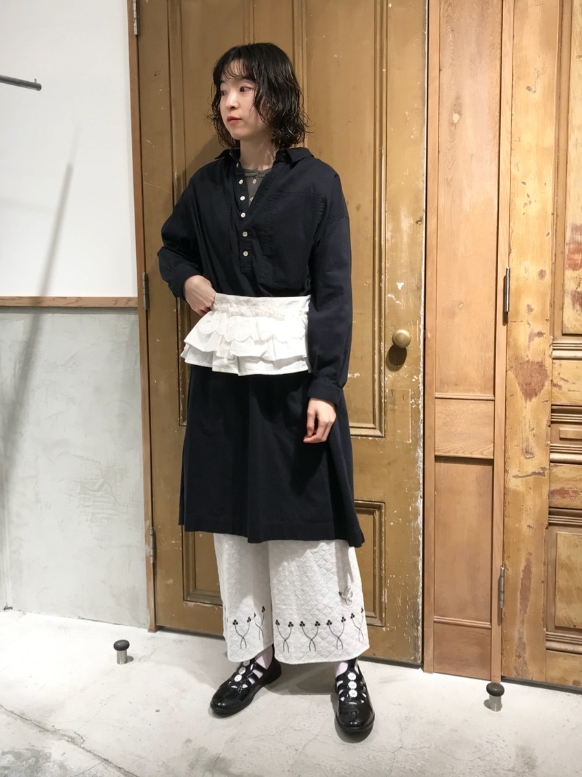 Malle chambre de charme ルミネ新宿 身長:164cm 2021.01.05