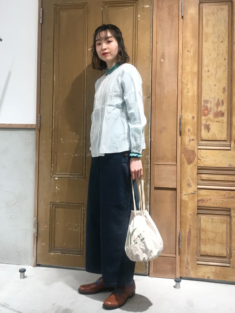 Malle chambre de charme ルミネ新宿 身長:164cm 2021.02.16