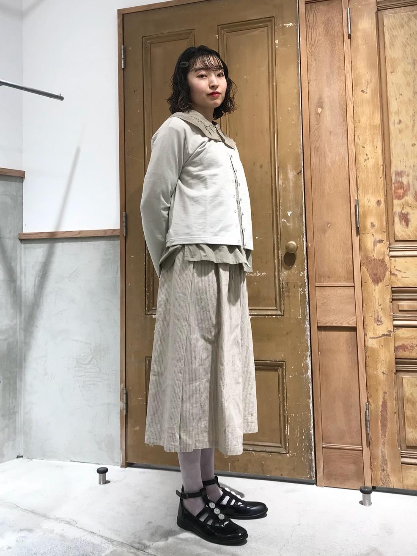 Malle chambre de charme ルミネ新宿 身長:164cm 2021.02.03