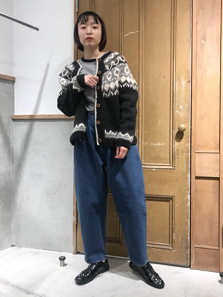 Malle chambre de charme ルミネ新宿 身長:164cm 2020.11.10