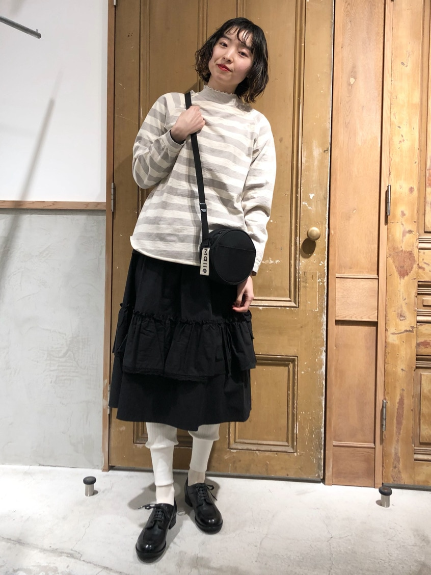 Malle chambre de charme ルミネ新宿 身長:164cm 2020.12.18