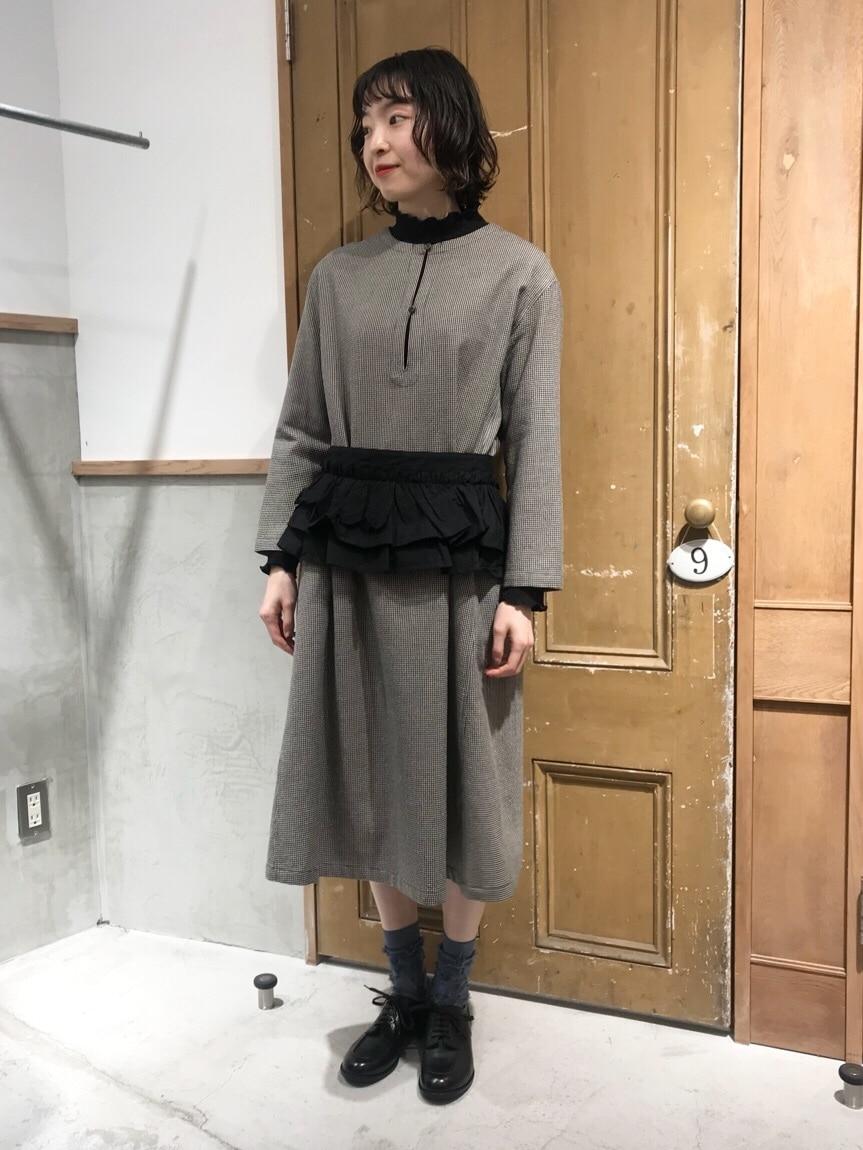 Malle chambre de charme ルミネ新宿 身長:164cm 2020.12.05