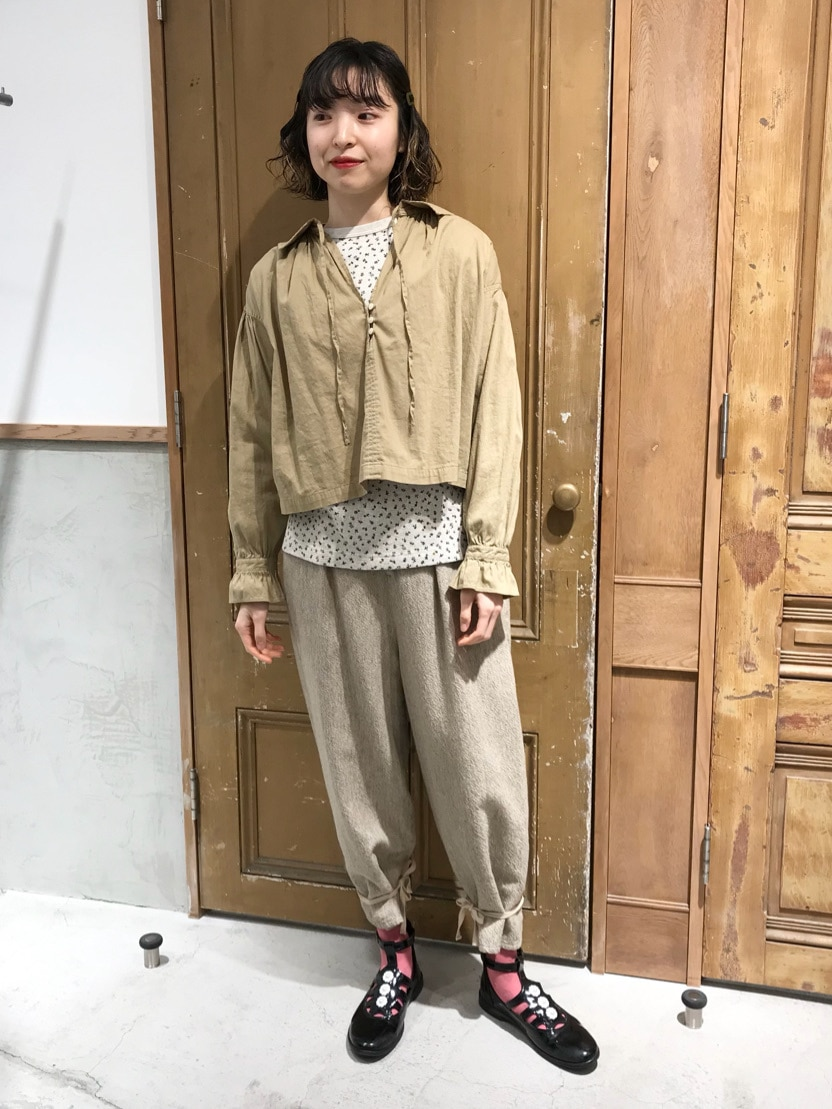 ルミネ新宿 2021.01.14