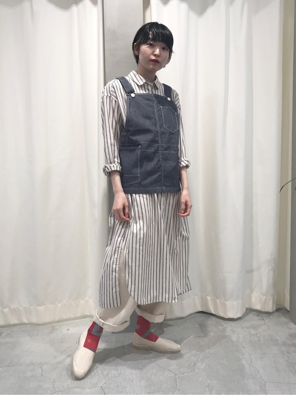 Dot and Stripes CHILD WOMAN ルミネ池袋 身長:163cm 2020.07.18