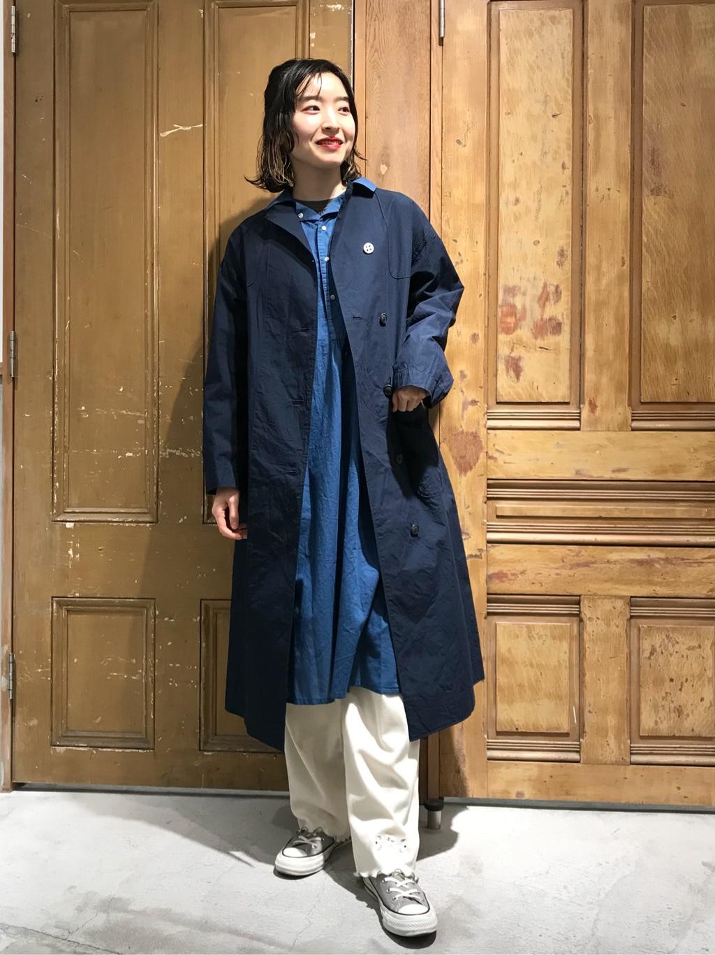 Malle chambre de charme ルミネ新宿 身長:164cm 2021.01.30
