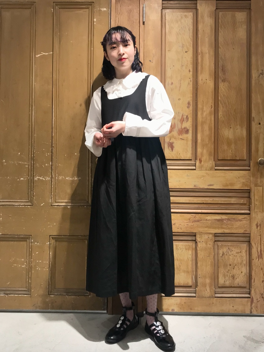 Malle chambre de charme ルミネ新宿 身長:164cm 2021.04.20