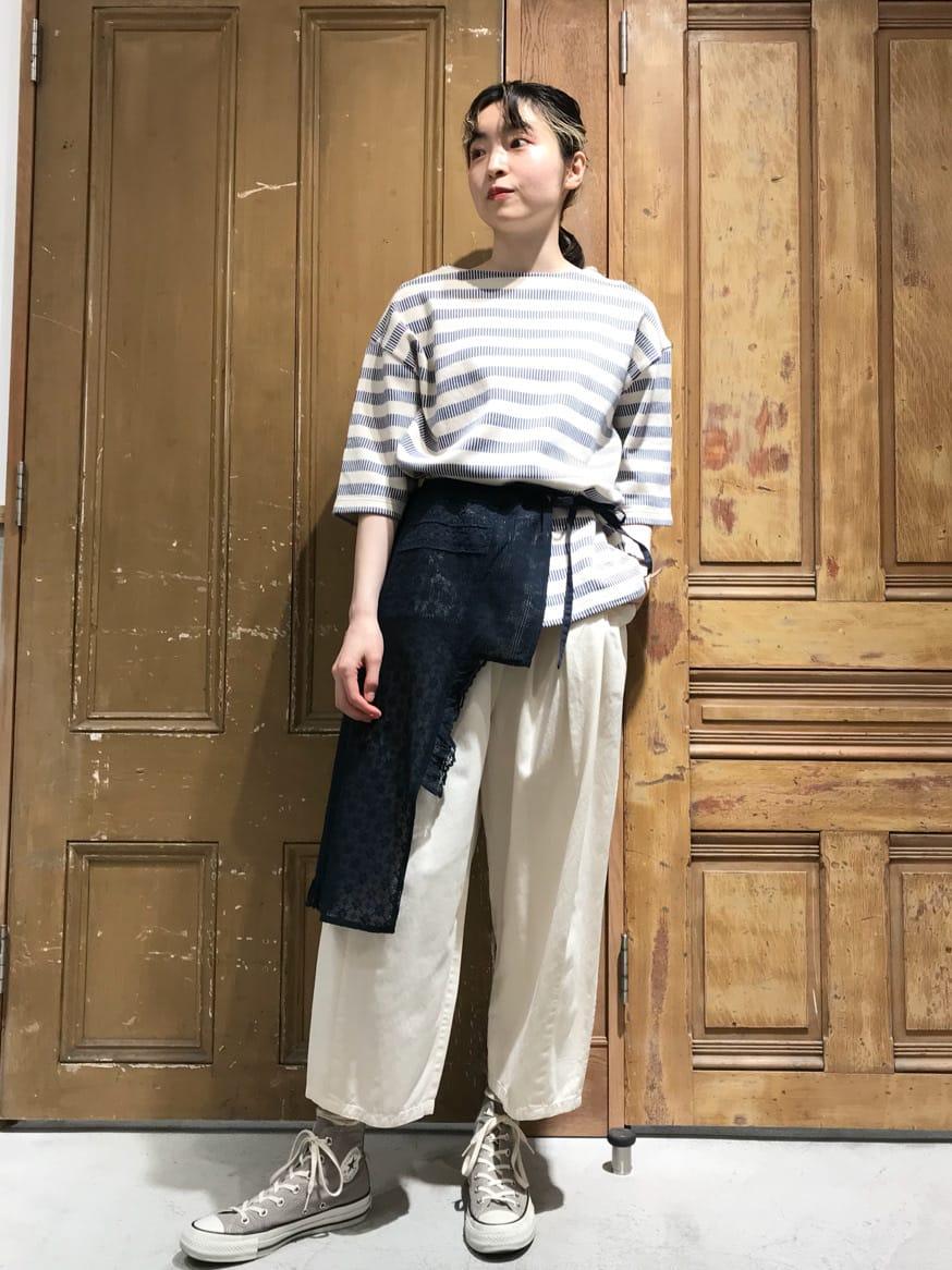 Malle chambre de charme ルミネ新宿 身長:164cm 2021.06.28