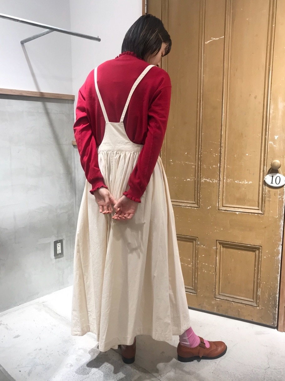 Malle chambre de charme ルミネ新宿 身長:164cm 2020.11.19