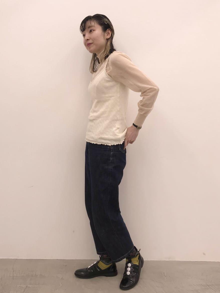 AMBIDEX アトリエ 身長:164cm 2021.09.07