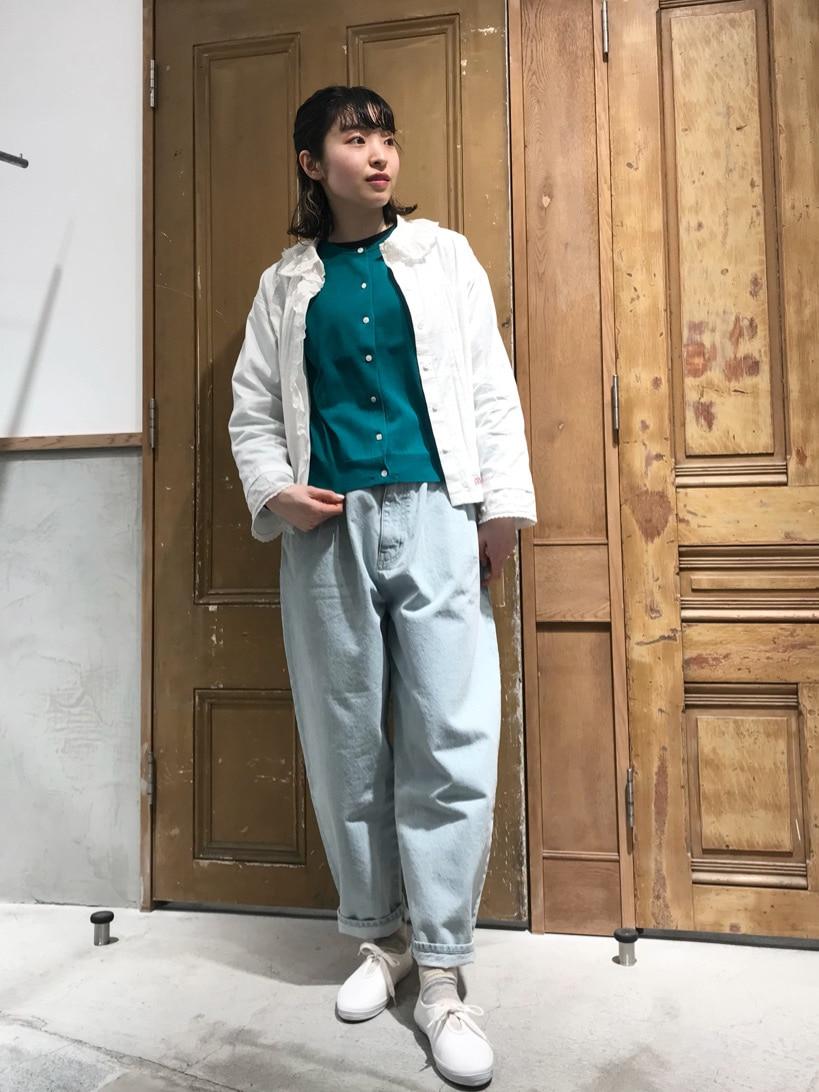 Malle chambre de charme ルミネ新宿 身長:164cm 2021.03.26