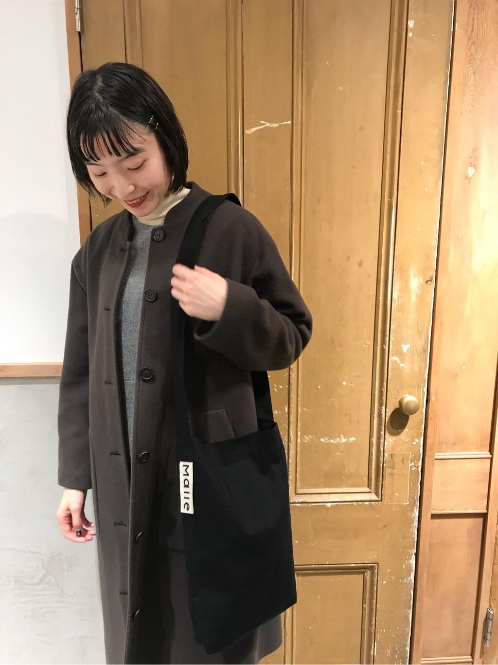 Malle chambre de charme ルミネ新宿 身長:164cm 2020.11.02