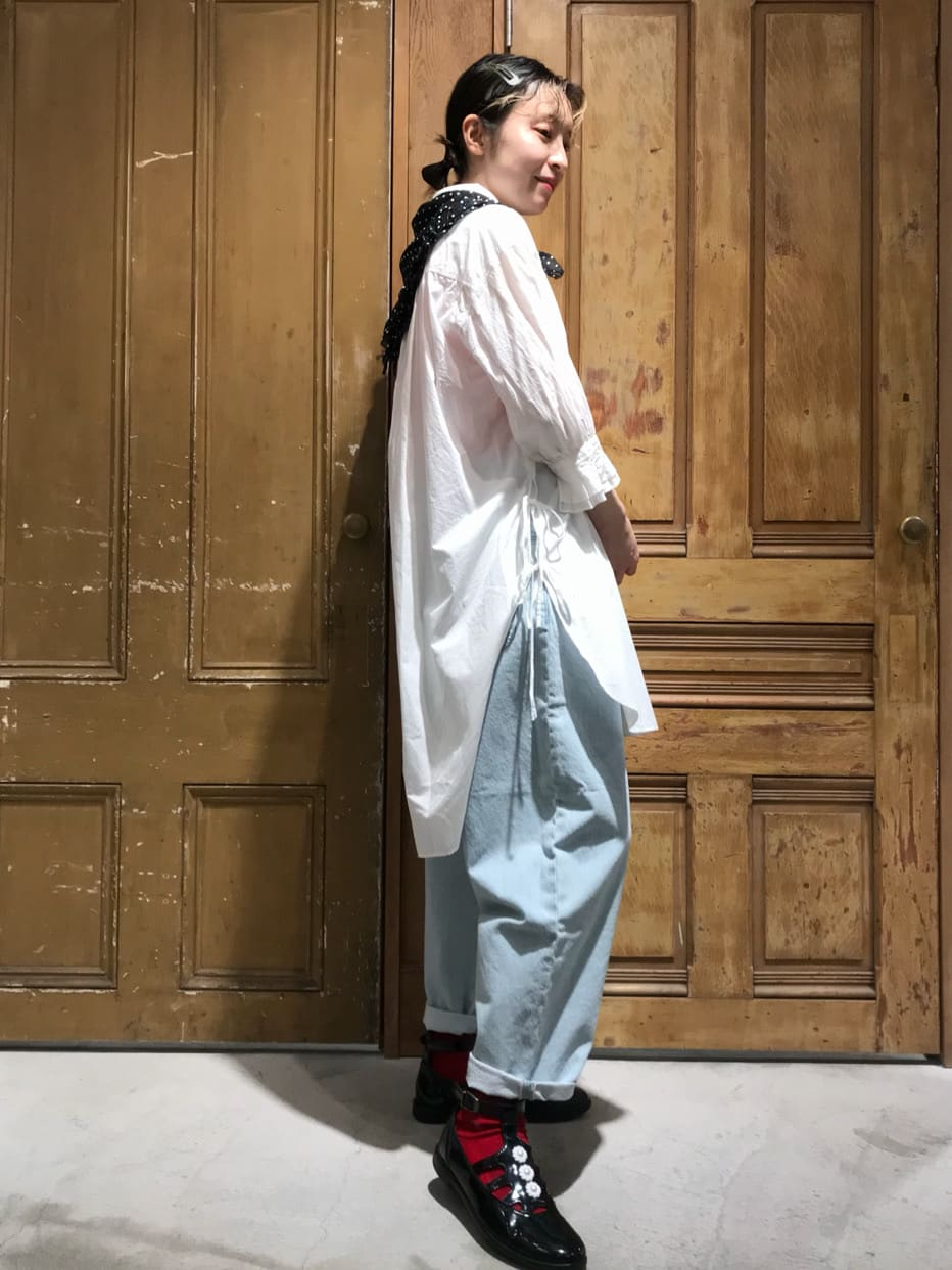 Malle chambre de charme ルミネ新宿 身長:164cm 2021.07.26