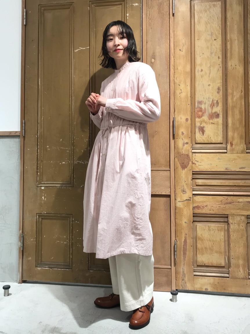 Malle chambre de charme ルミネ新宿 身長:164cm 2021.02.06