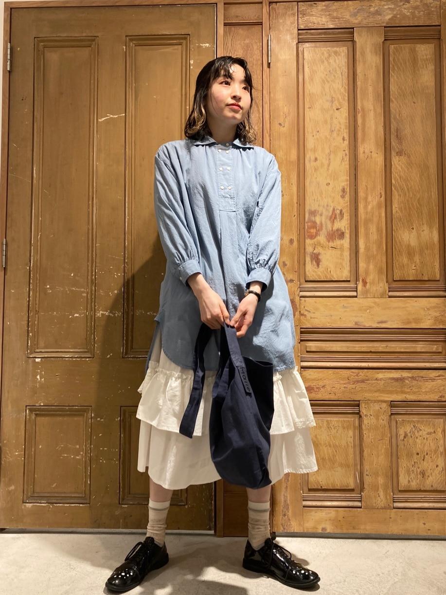 Malle chambre de charme ルミネ新宿 身長:164cm 2021.04.15