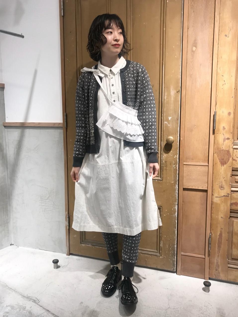 Malle chambre de charme ルミネ新宿 身長:164cm 2020.12.30