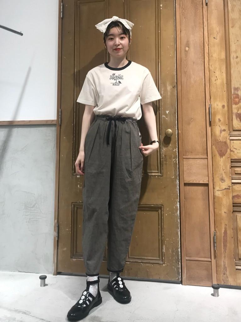 Malle chambre de charme ルミネ新宿 身長:164cm 2021.05.26