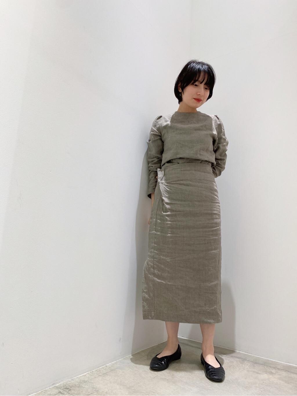 iki iki 渋谷パルコ 身長:152cm 2020.03.16