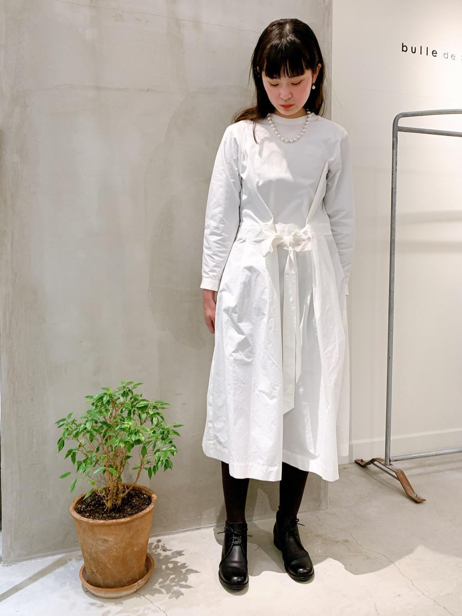 bulle de savon アトレ川崎 身長:168cm 2020.12.18