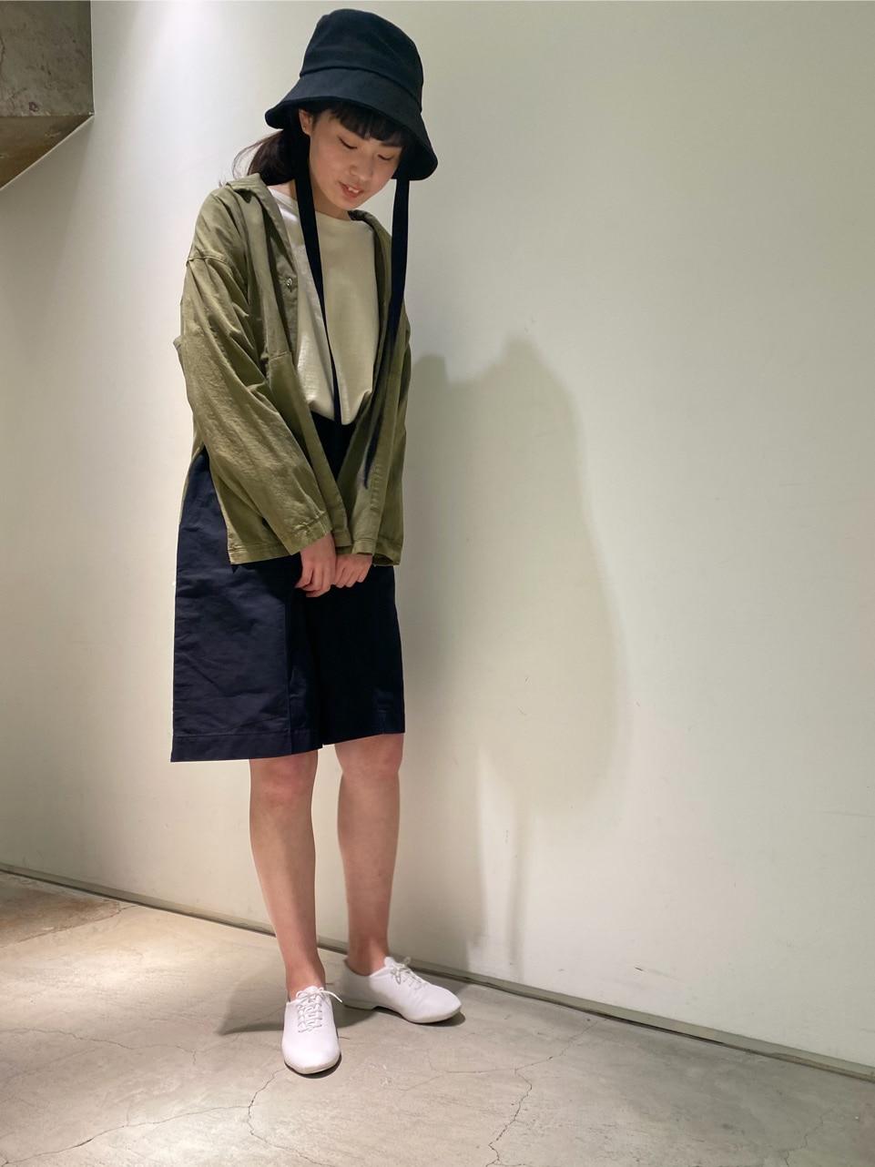 note et silence. 横浜ジョイナス 身長:168cm 2021.04.20