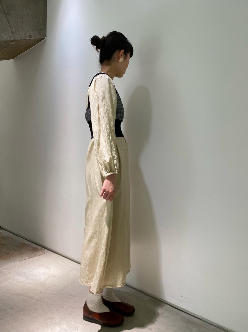 note et silence. 横浜ジョイナス 身長:168cm 2021.05.14