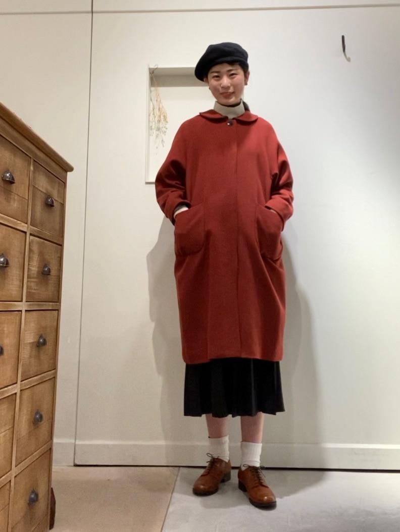 bulle de savon アトレ川崎 身長:168cm 2020.12.23
