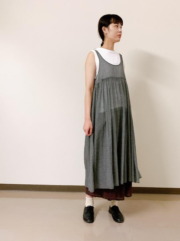 bulle de savon アトレ川崎 身長:168cm 2020.07.30
